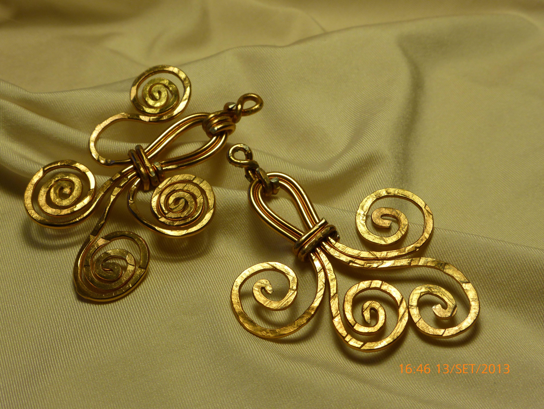 Brujas & Janas pendants