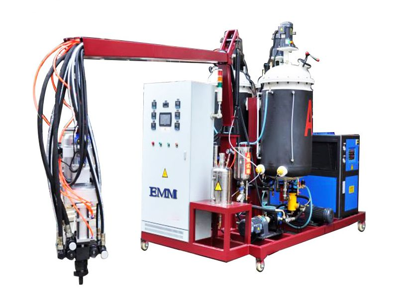 High Precision Polyurethane Foam Pu Injection Machine 60 L 13 3 G S Iso Injection Machine Polyurethane Foam Foam