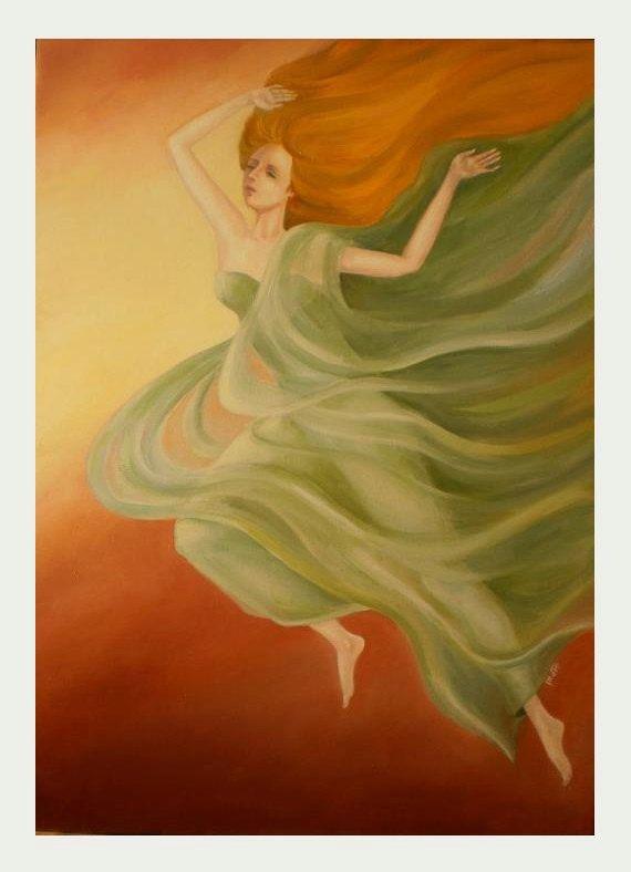 Original Oil Painting, Oil on Canvas, Fine Art Oil Painting, Large ...