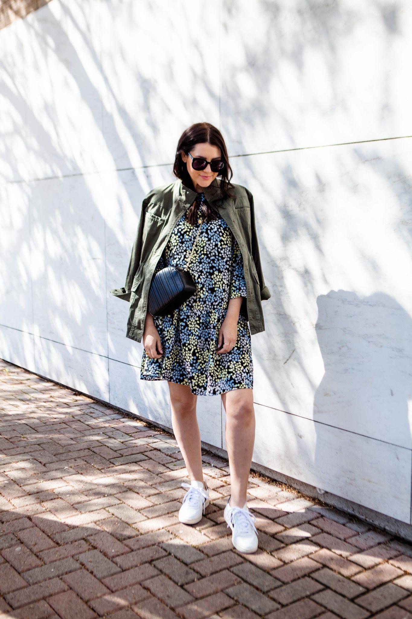 Weekday to Weekend: Dropwaist Dress | Kendi Everyday