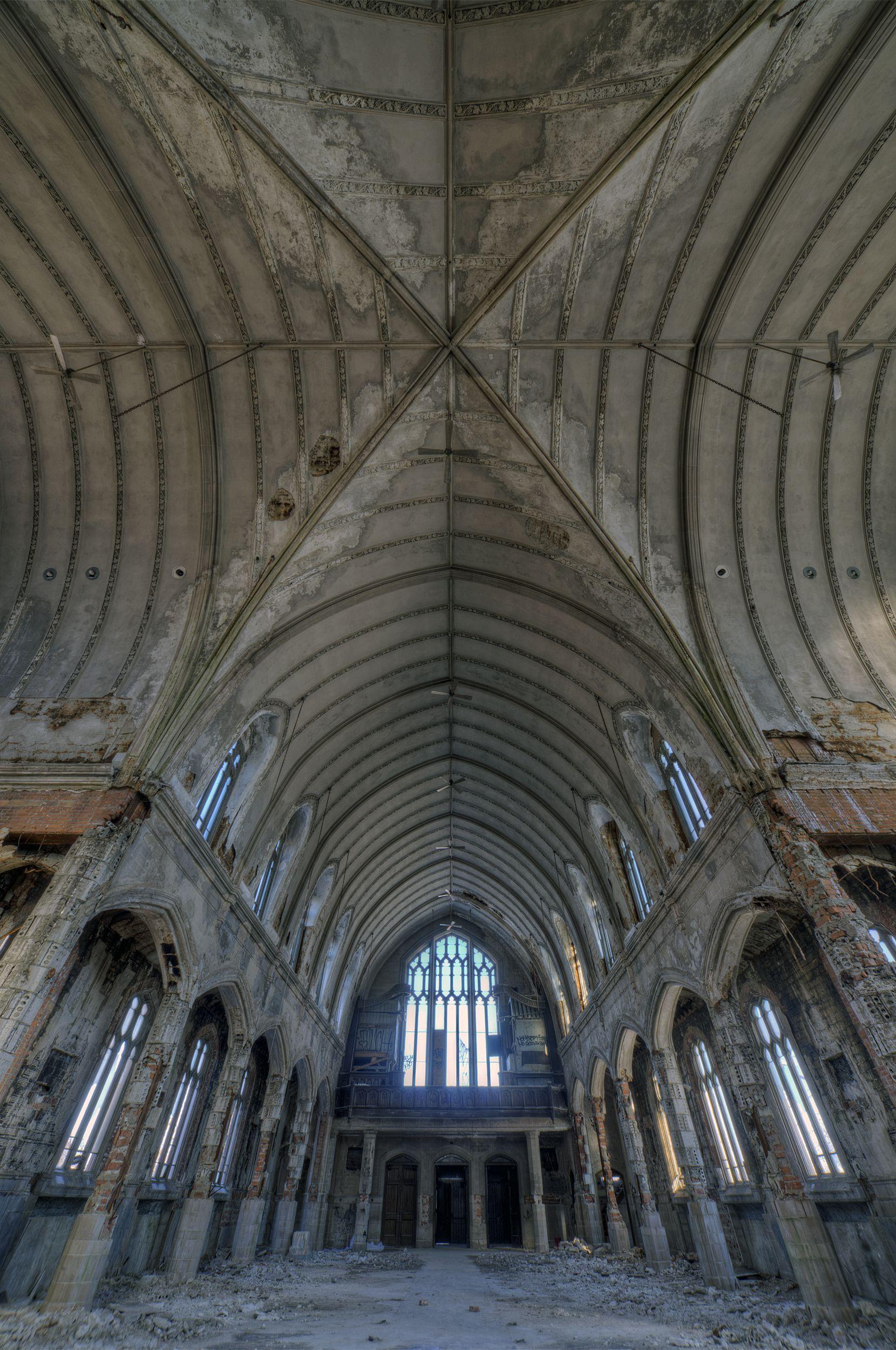 St. Agnes, Detroit, MI | Flickr: partage de photos!