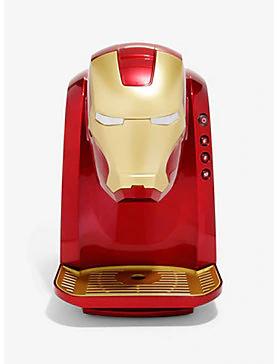 Marvel Iron Man Single Cup Coffee Maker, Single cup