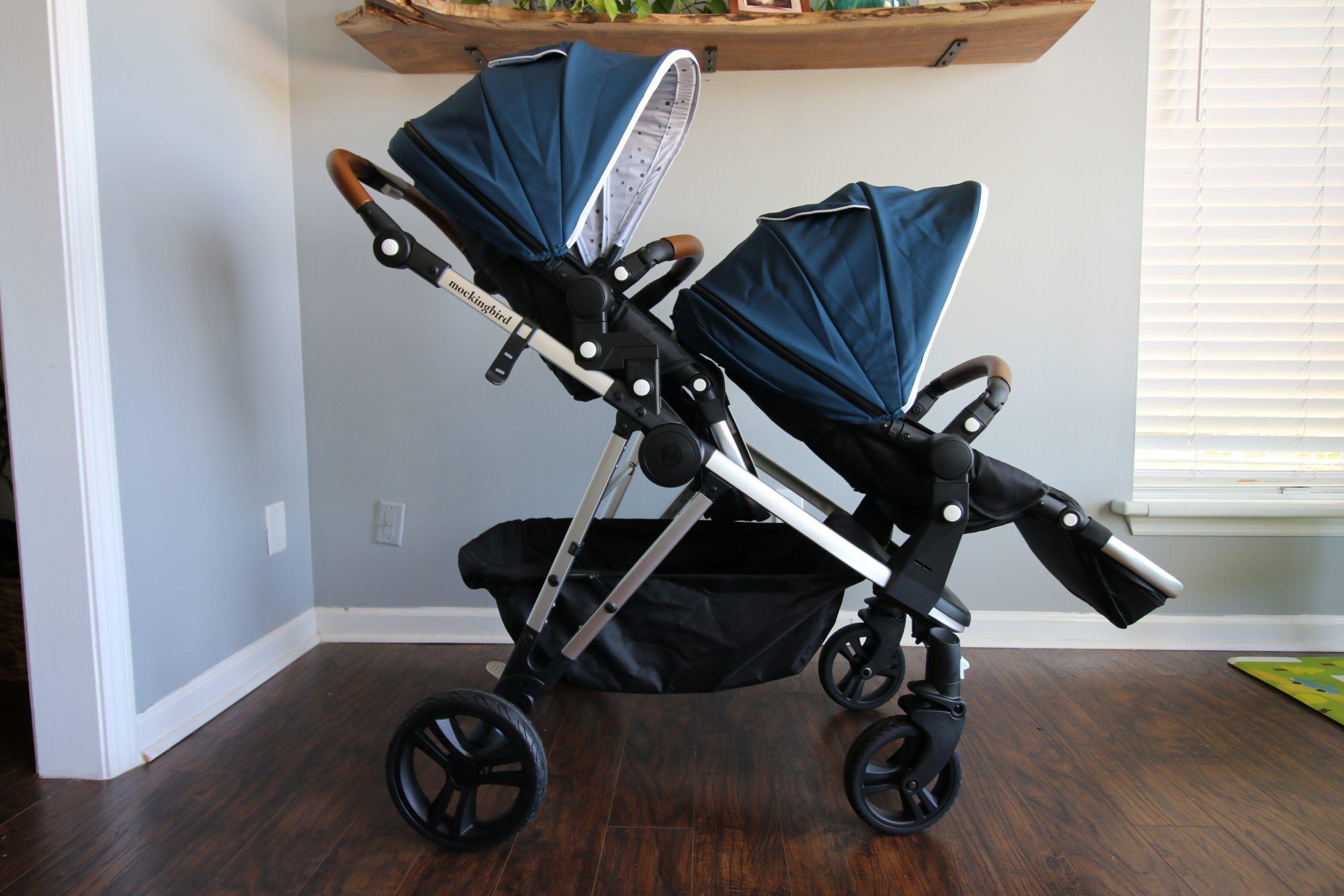 My new favorite stroller the Mockingbird Stroller