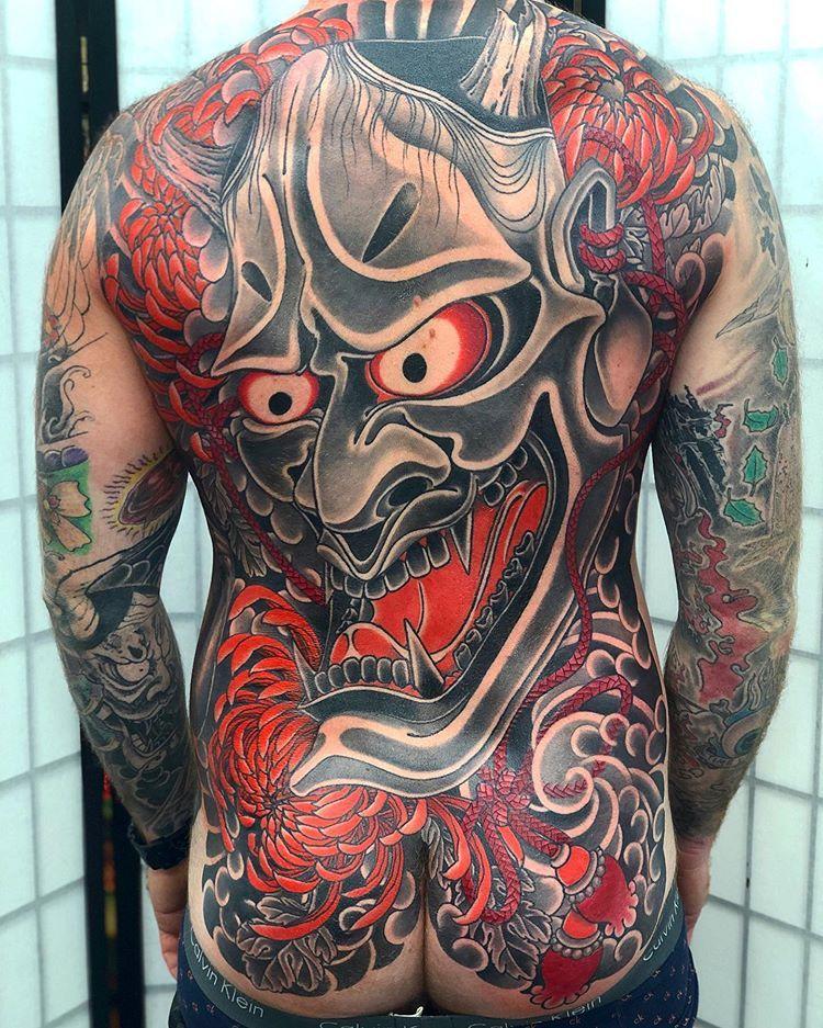 Japanese Inspiration Inkstinct In 2020 Japanese Tattoo Tattoos Full Body Tattoo