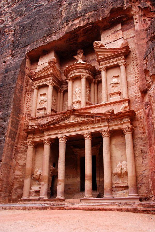 The Treasury, Petra, Jordan. Temple , #Aff, #Petra, #Treasury, #Temple, #Jordan #ad #petrajordan