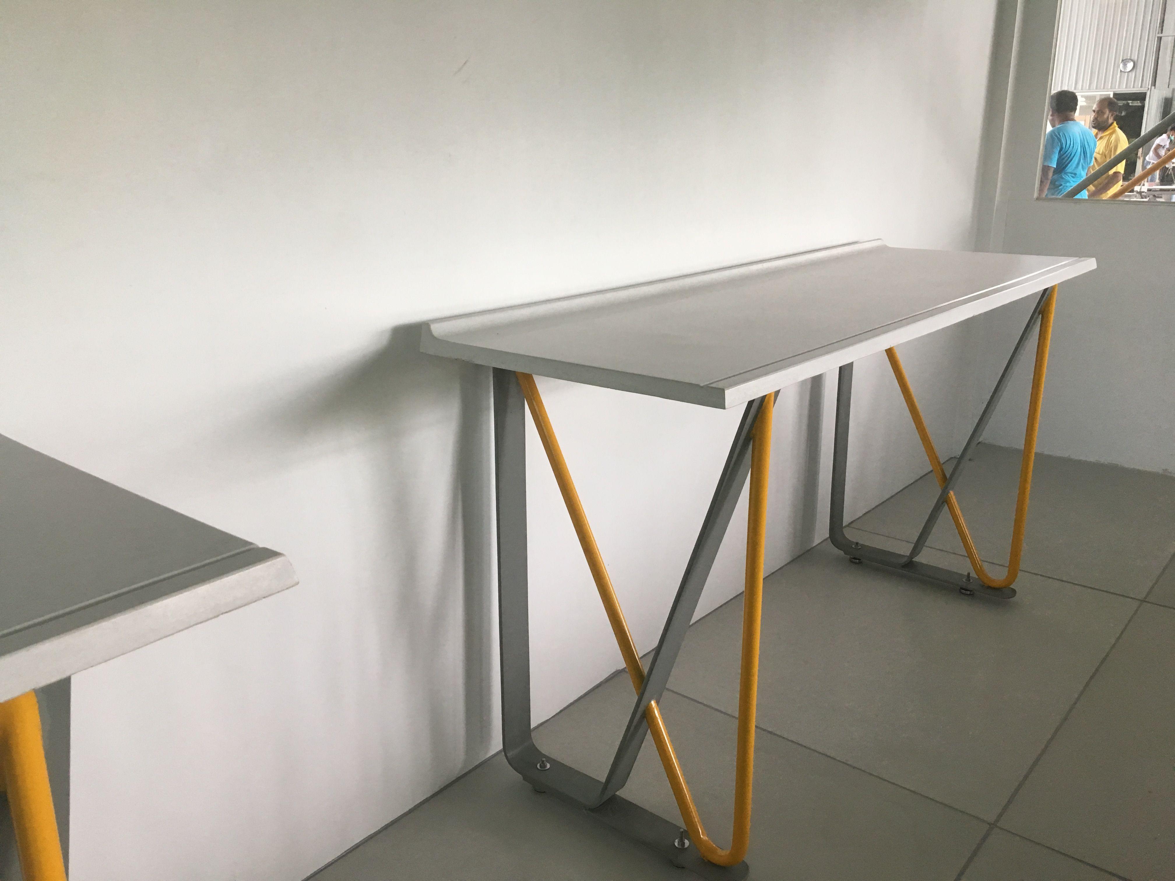 Uhpc Furnitures Table Concrete Design Pinterest Concrete  # Muebles De Zoita