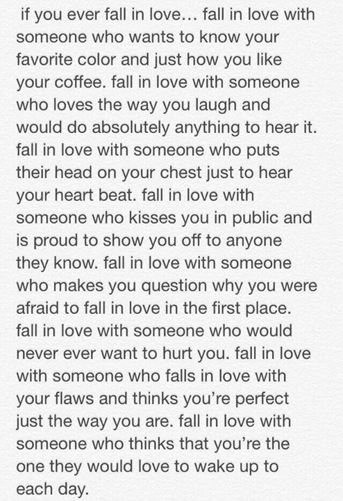 How To Find Someone To Fall In Love With
