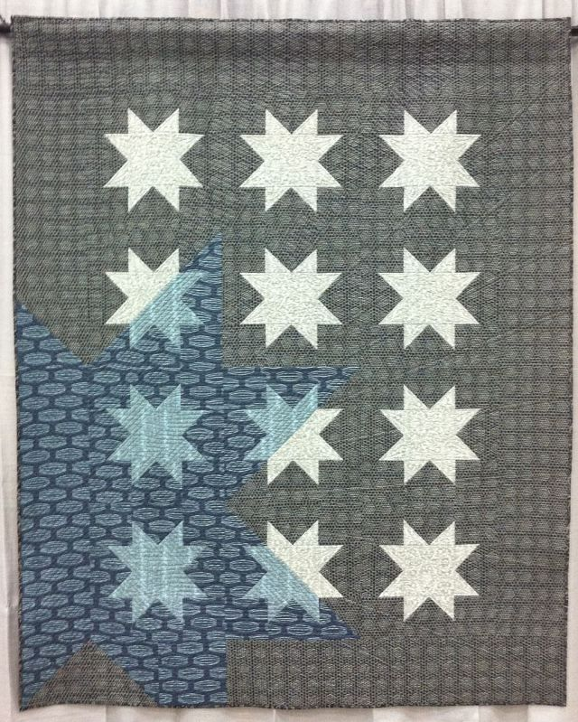 New Star Rising by Ben Darby – Modern Traditionalism from QuiltCon 2013