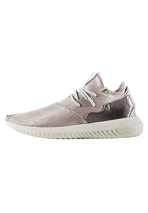 adidas Originals TUBULAR ENTRAP - Trainers - vapour grey/ice purple/core  white for