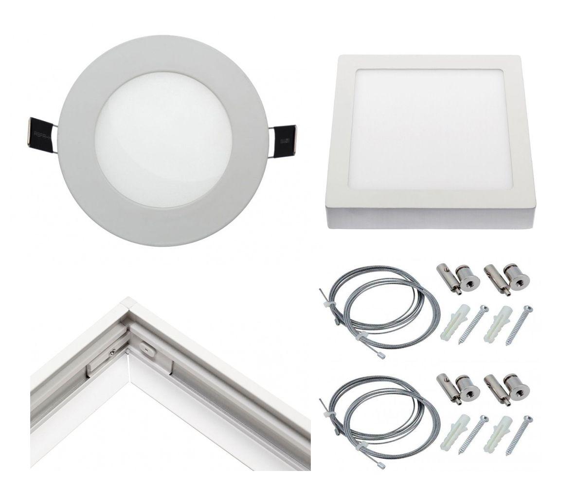 Led Deckenpaneele Sind Einfach Zu Installieren Der Deckenleuchten Die Vor Allen In Zwischendecken Und Auch Abgehangenen De Deckenpaneele Led Beleuchtungsideen