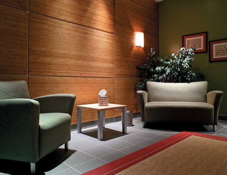 Euthanasia and grieving room Hospital Design Comfort
