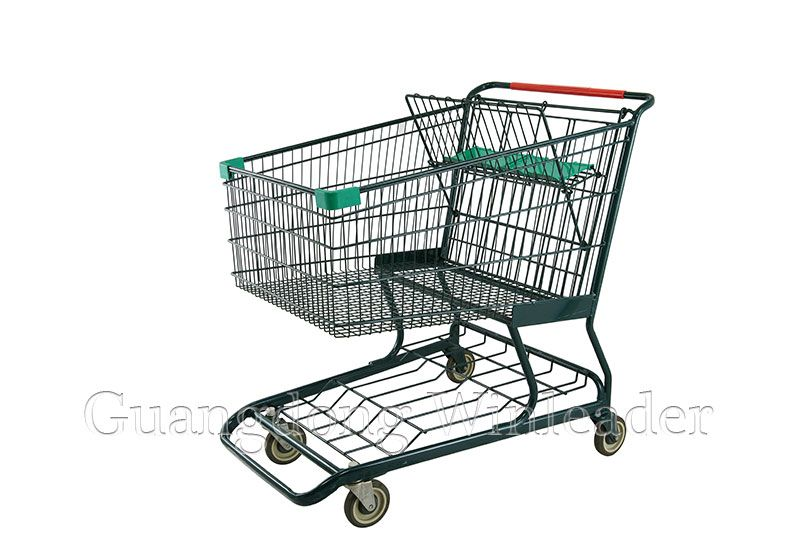 #FactoryPrice American Style #ShoppingCart | Shopping cart ...