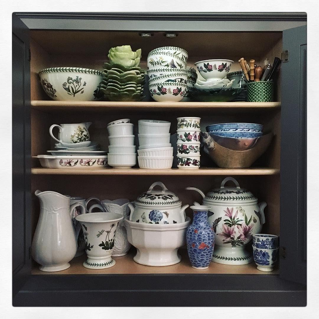 The garden in my cupboard. #botanicalgarden #portmerion
