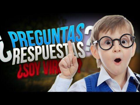 ¿SOY VIRGEN? ¿TENGO NOVIA? - PREGUNTAS Y RESPUESTAS - YouTube