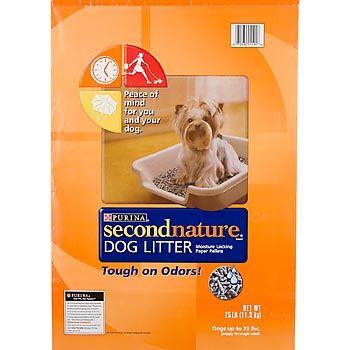 Purina Secondnature Dog Litter 25 Lbs Cat Litter Brands Dogs