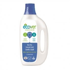 Ecover Laundry Liquid Non Bio Concentrated Washing Detergent