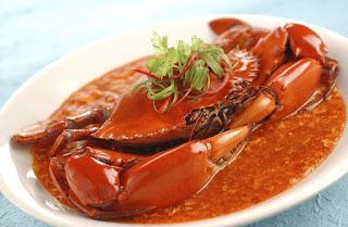 Kepiting Saus Enak Resep Makanan Resep Seafood