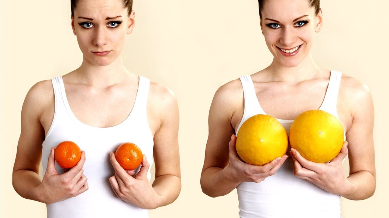 Actionable Breast Enlargement Exercises To Increase Breast Size