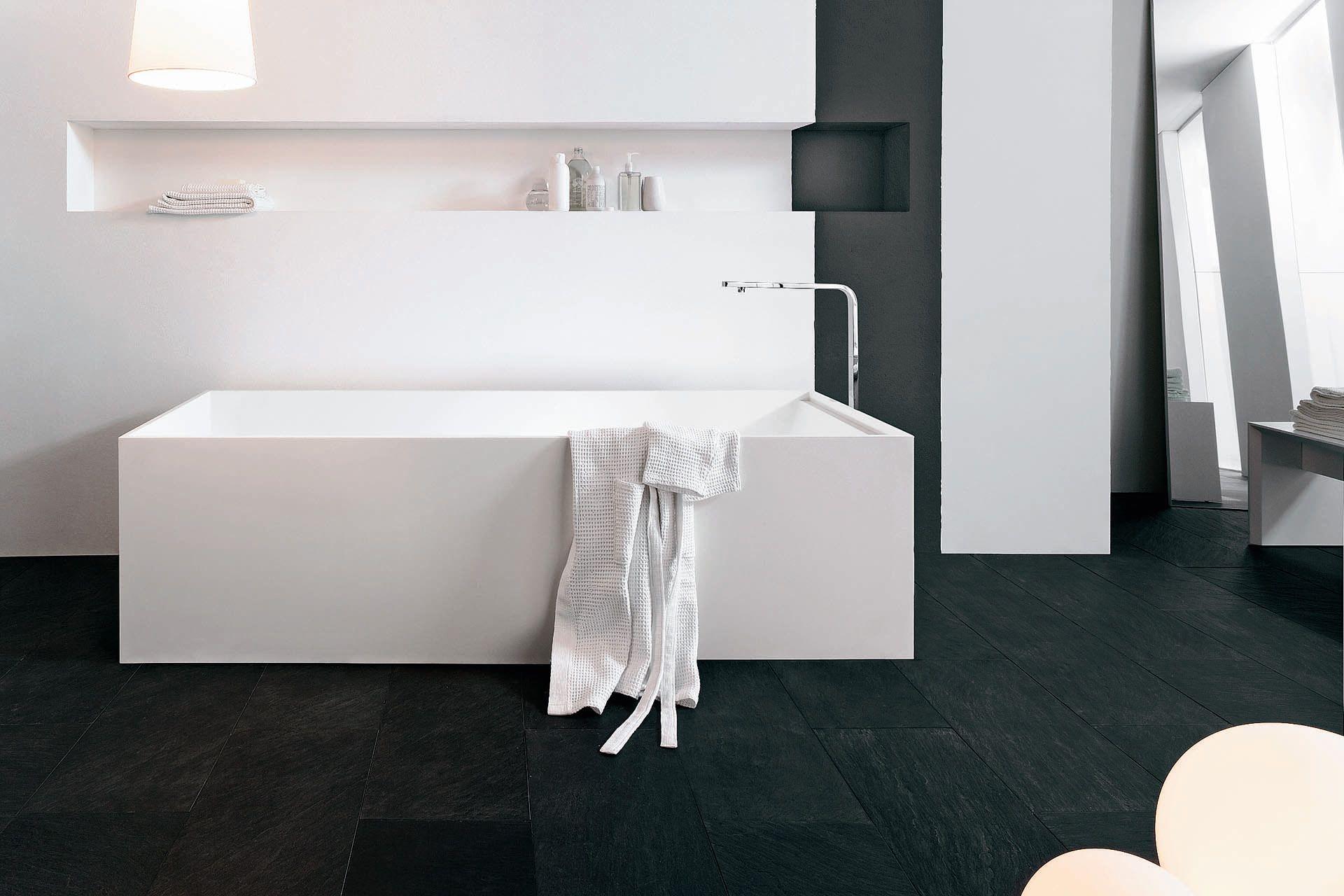 Bathtub Arlexitalia rectangular in Corian Vasca, Vasca