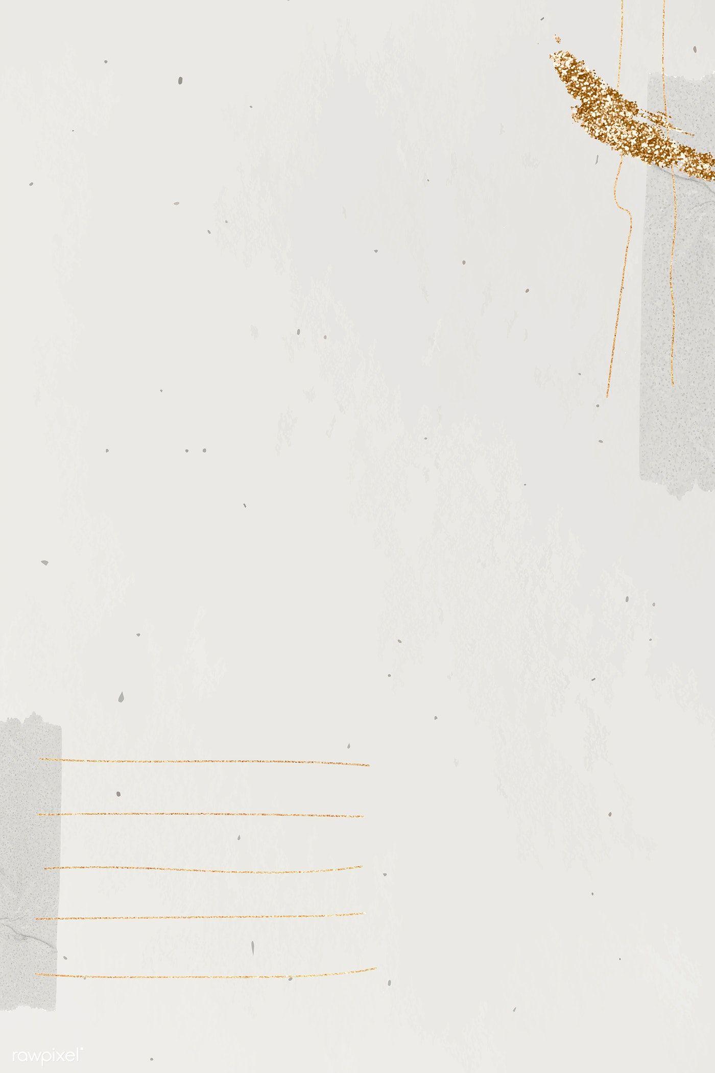 Download Premium Illustration Of Grunge Gray Postcard Template