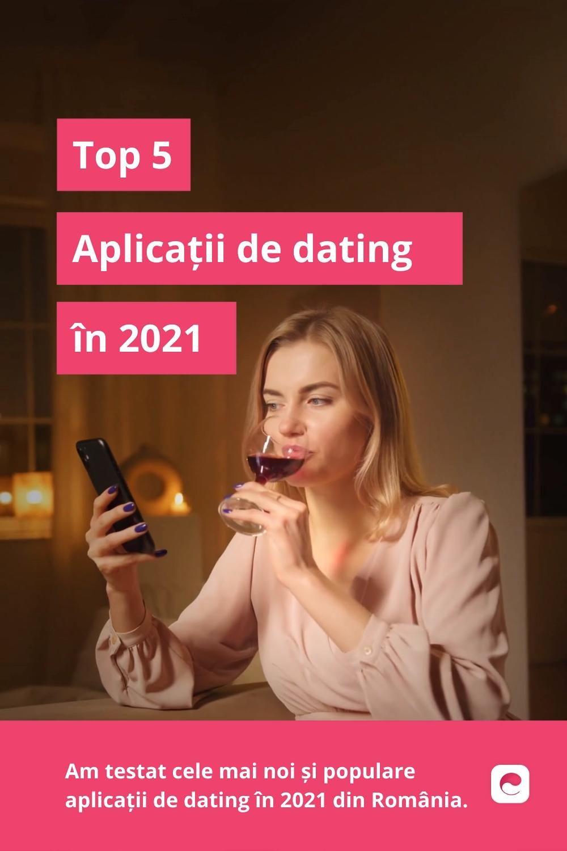 Top 5 aplicații de dating în România