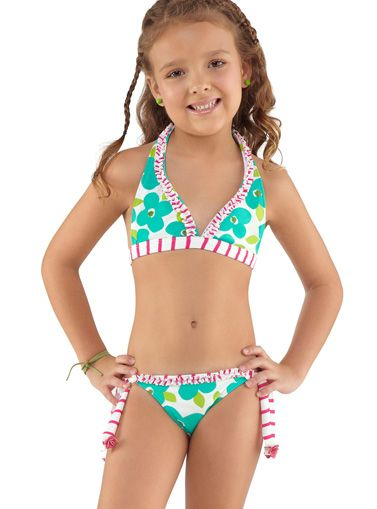 8028fdc196d Perfect Two Piece Swimsuit By Ondademar kids | Girls Swimsuits ...