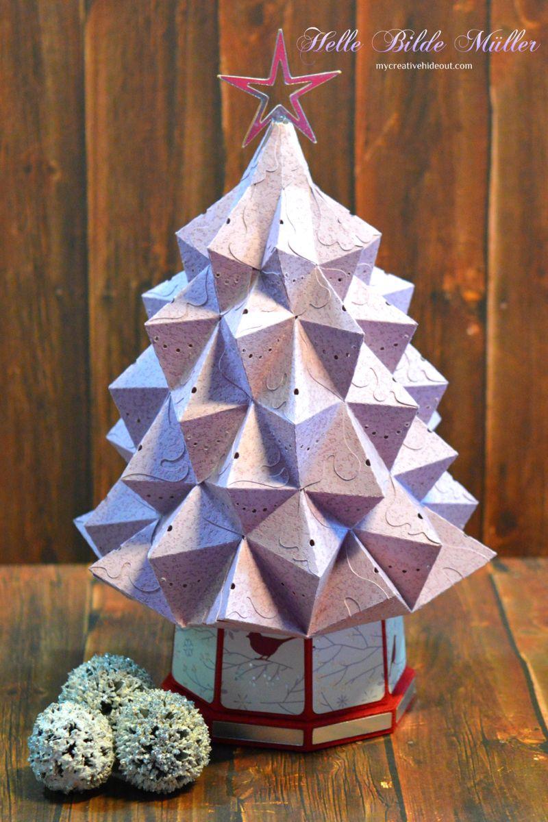 Heirloom Christmas Tree 1/2 size