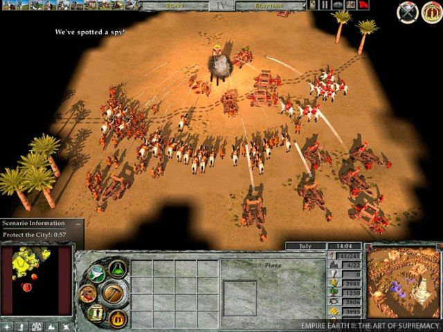 Empire Earth 2 Gold Edition Free Download For Pc Dengan Gambar