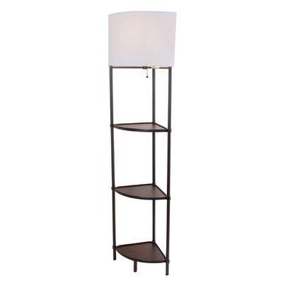 Normandelighting Shelf Floor Lamp Column Floor Lamp Corner Floor Lamp Floor Lamp With Shelves
