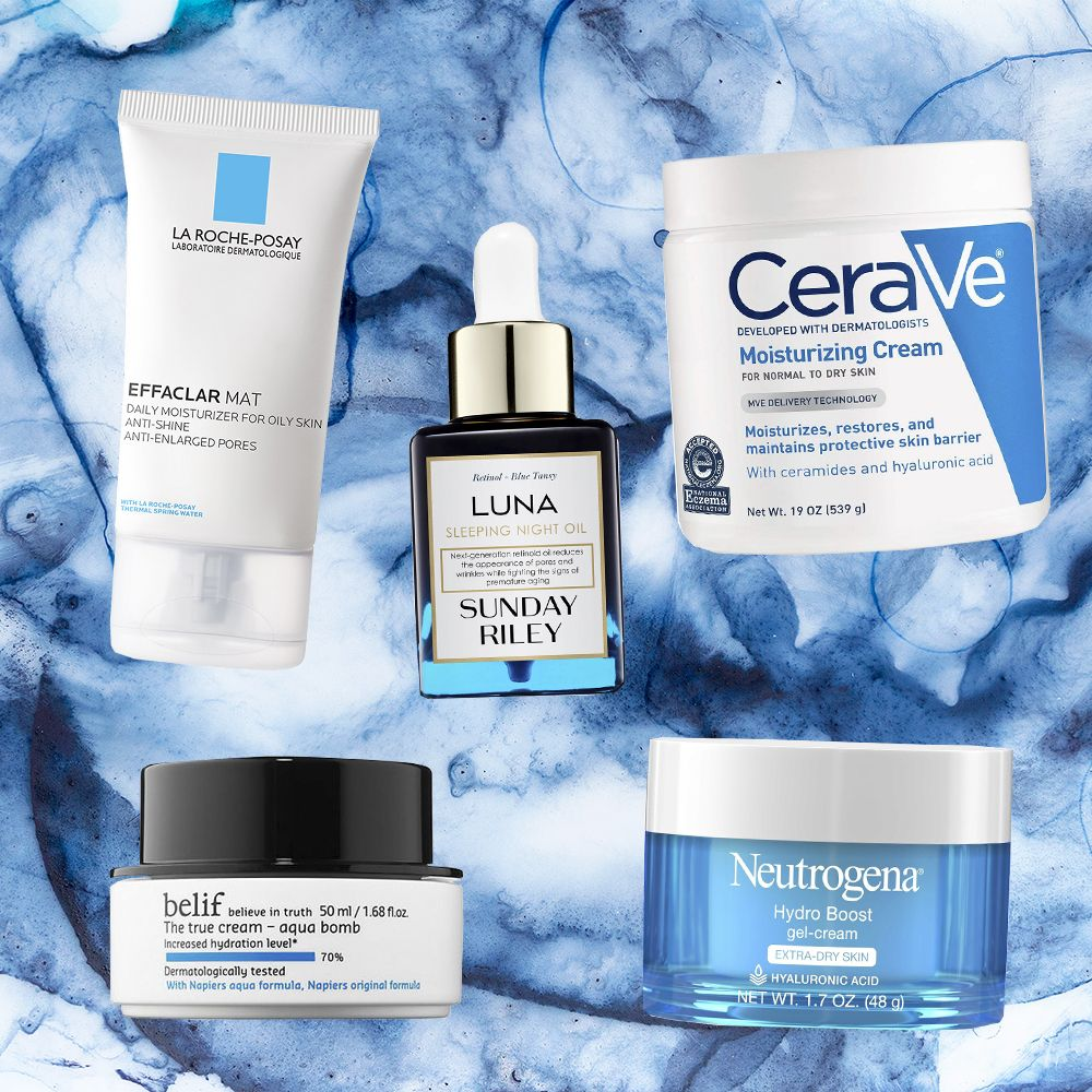 The Best Moisturizers For Every Skin Type Best Moisturizer Moisturizer Relieve Dry Skin