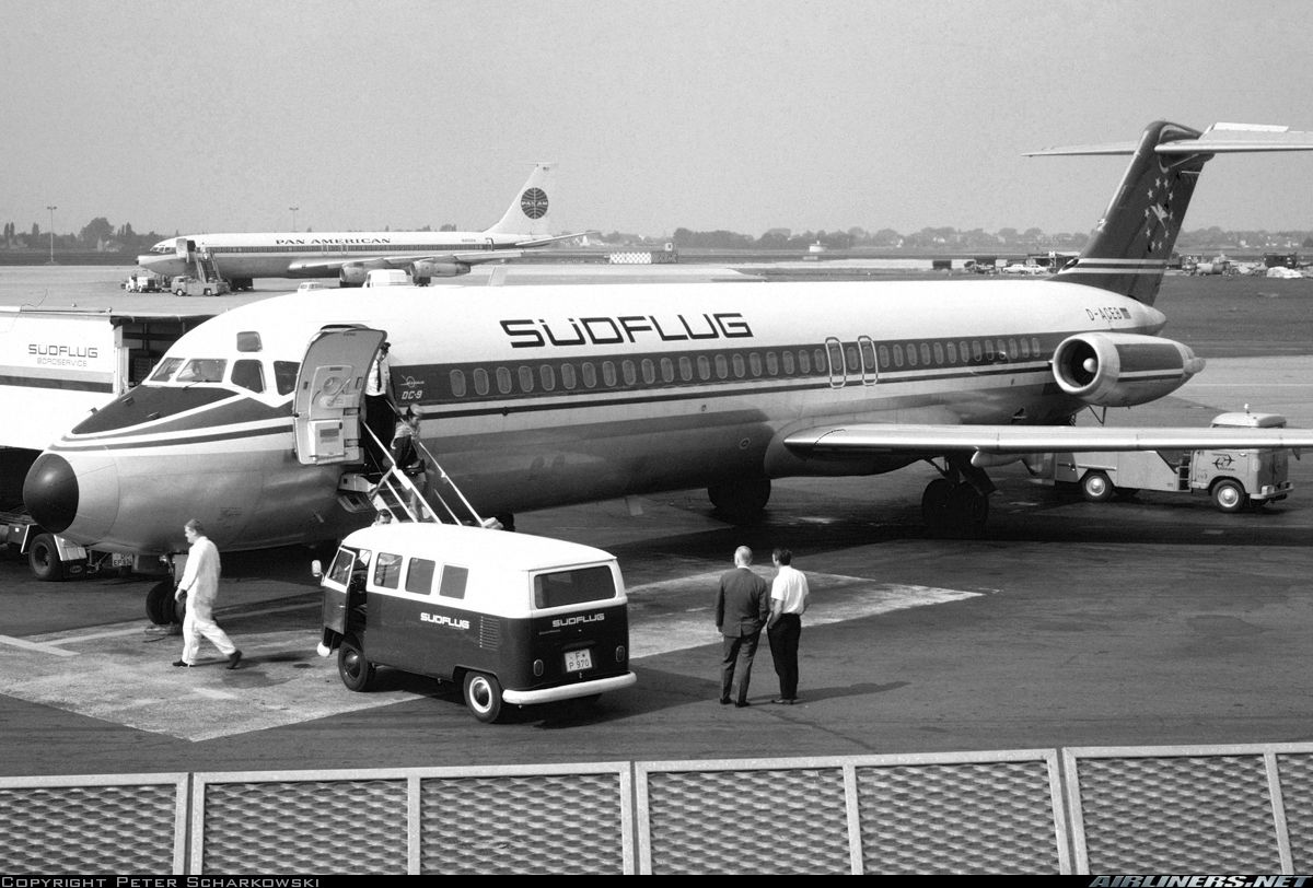 Douglas DC932 Südflug Aviation Photo 4325523