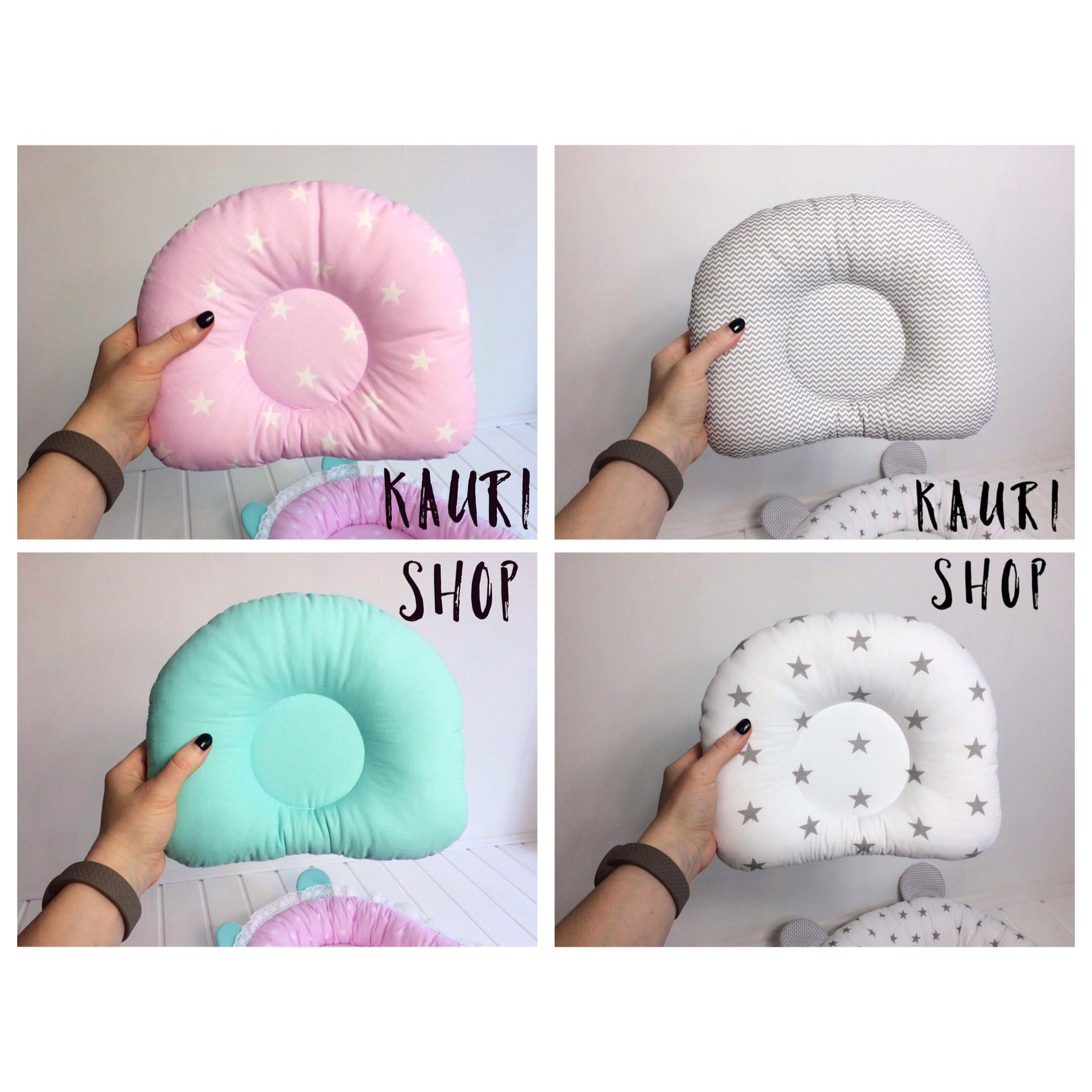 Custom Order pillow.Cotton Newborn Baby