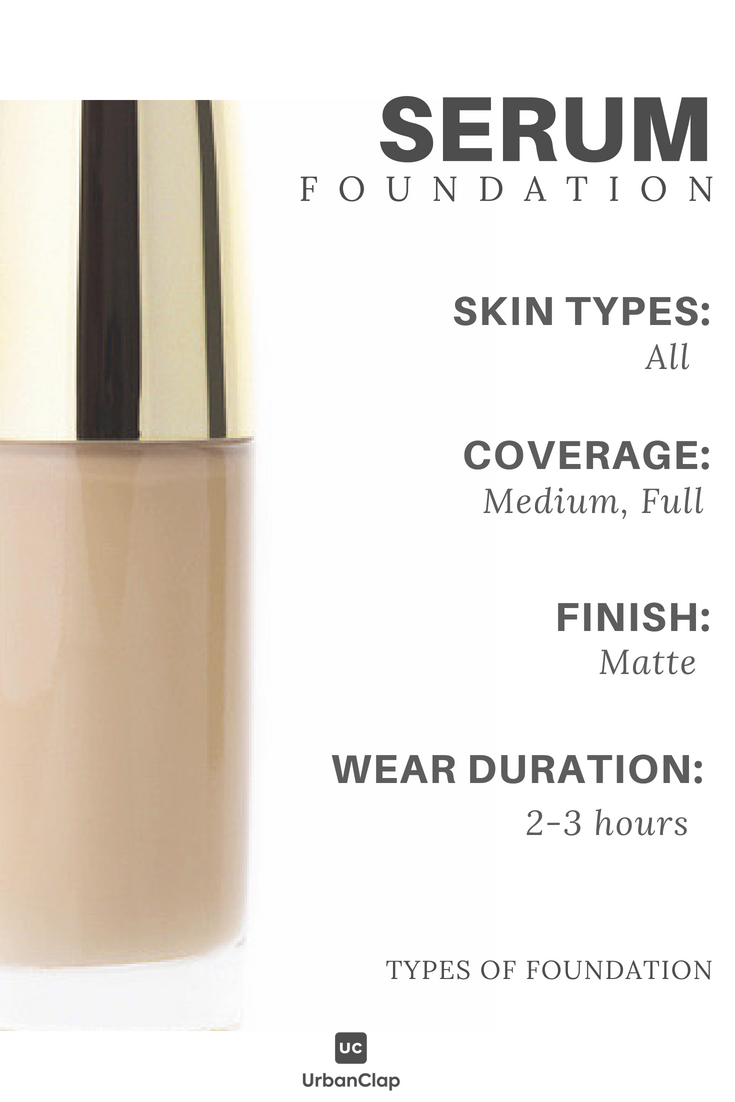 Types of Makeup Foundation How to Choose for Indian Skin