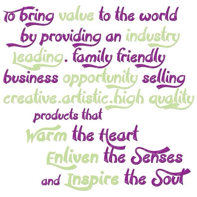 Scentsy S Mission Statement To Bring Value To The World By