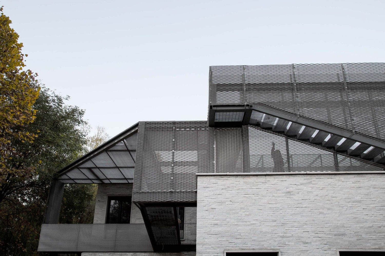 Gallery Of W An W An S Hu House Remix Studio 2 Utca