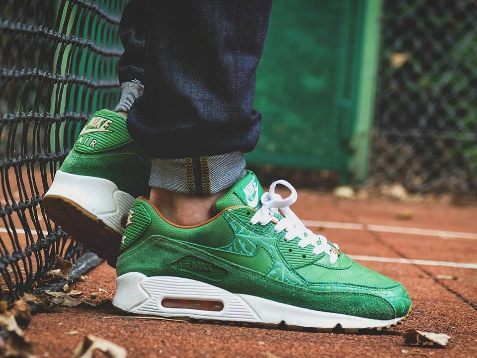 san francisco ad6a8 98e47 Nike Air Max 90  Homegrown  - 2006 (by martinezbrother)