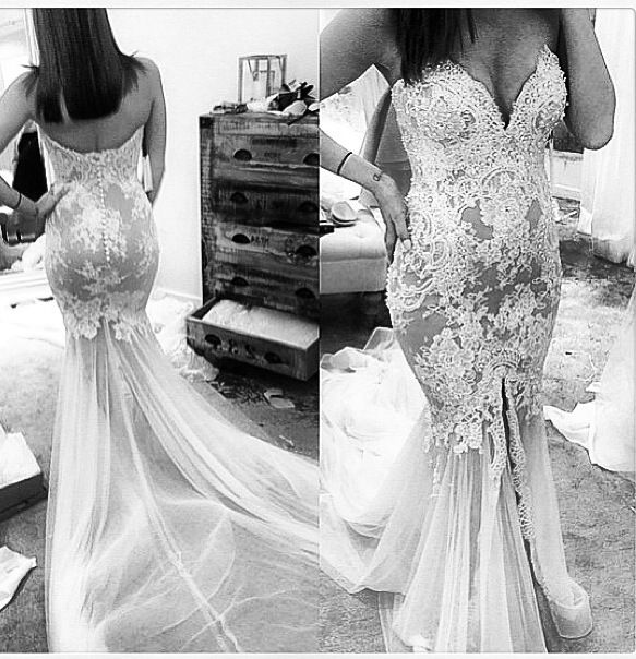 J Aton Couture My 2nd Wedding Dress Keisha On Steroids: Jumping The Broom