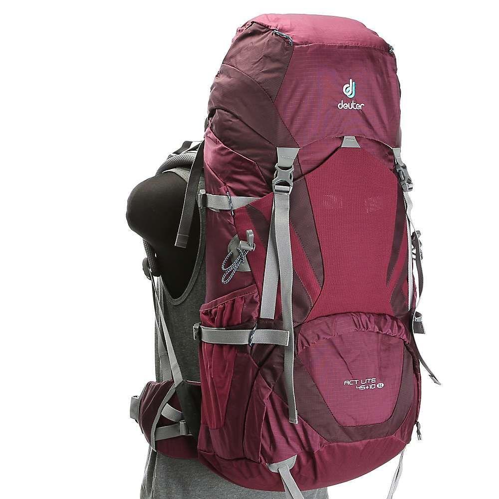 Deuter Act Lite 45 10 Sl Best Hiking Backpacks Hiking Backpack Hiking Pack