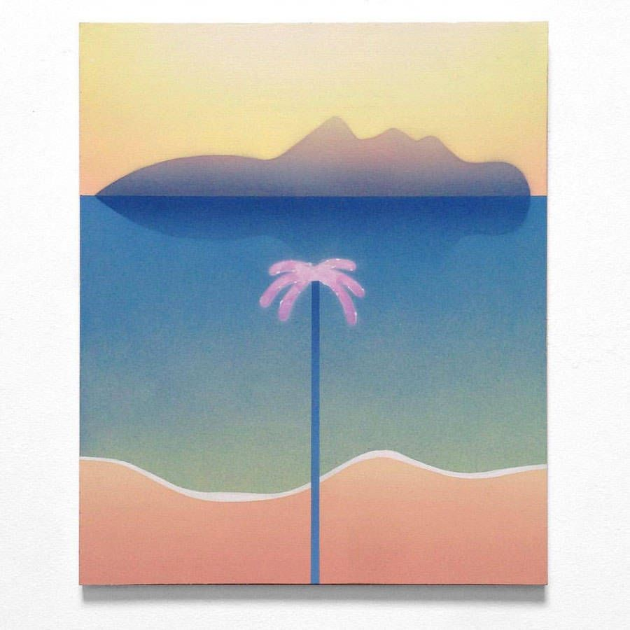 Colorful Summer Paintings By Maxwell Mcmaster Summer Painting Art Cool Art