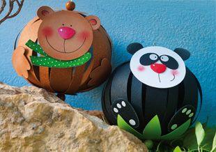 Süße Tierfiguren aus Papierstreifen                                                                                                                                                                                 Mehr