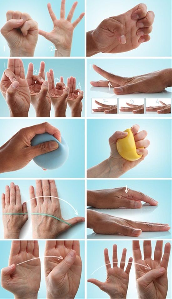 Best Arthritis Hand Exercises For Instant Relief