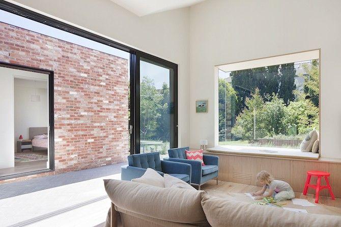 St Kilda East House par Clare Cousins Architects