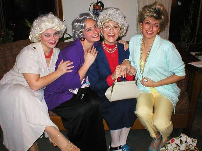 a9a85022f Your Best Star-Worthy Costumes of 2011 | Funnies | Golden girls ...