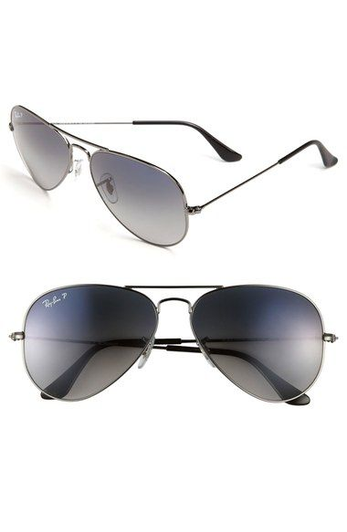 4e2d34d0c4570 Ray-Ban  Original Aviator  58mm Polarized Sunglasses available at  Nordstrom