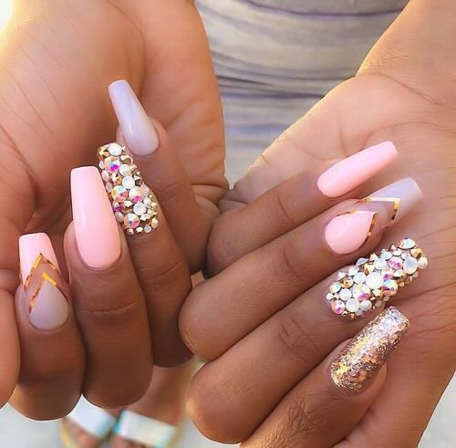 Great Nail Designs For 2017 To Try Perfectly Polished Pinterest