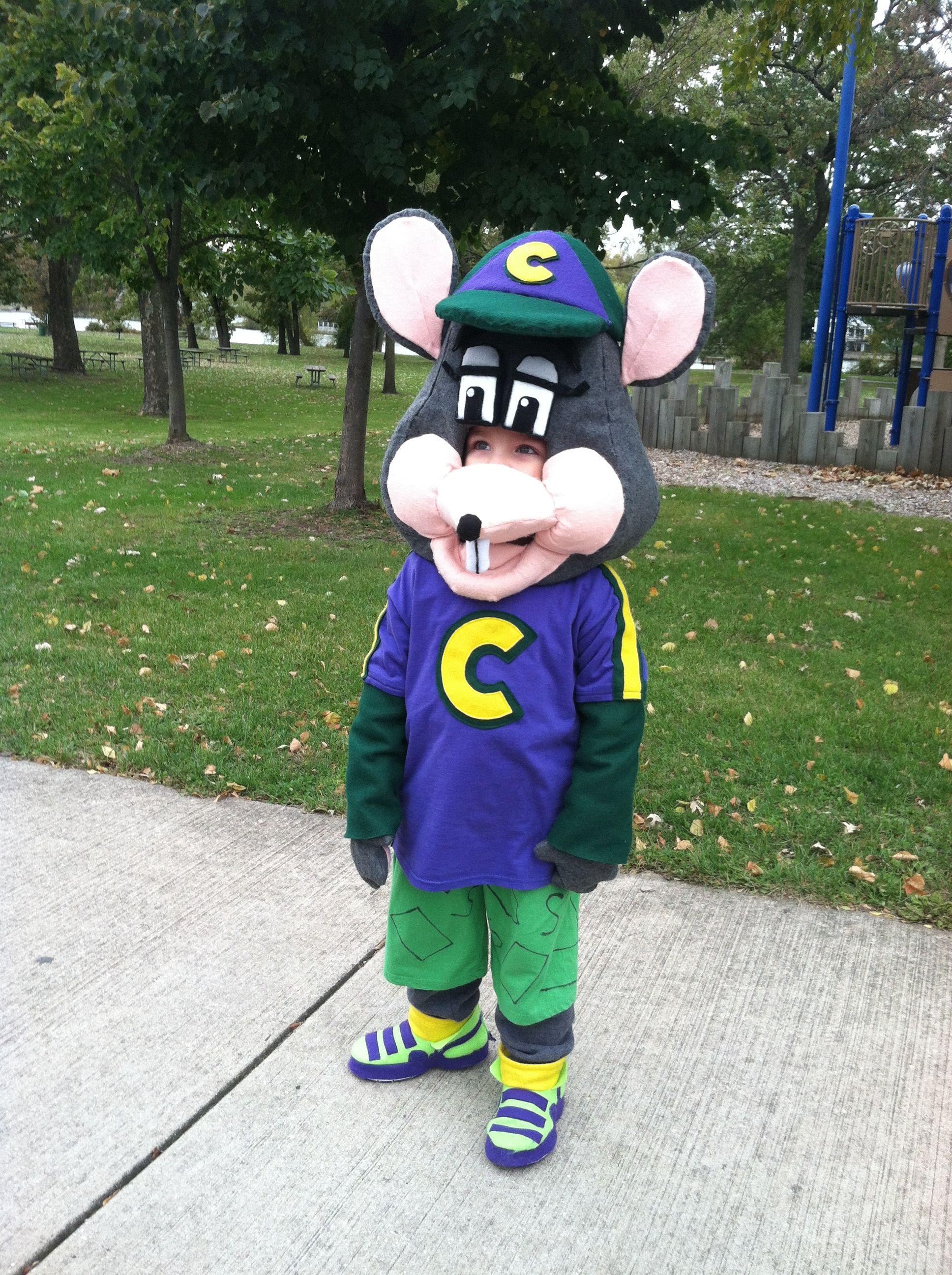 Chuck E Cheese Halloween Costume Halloween Fall