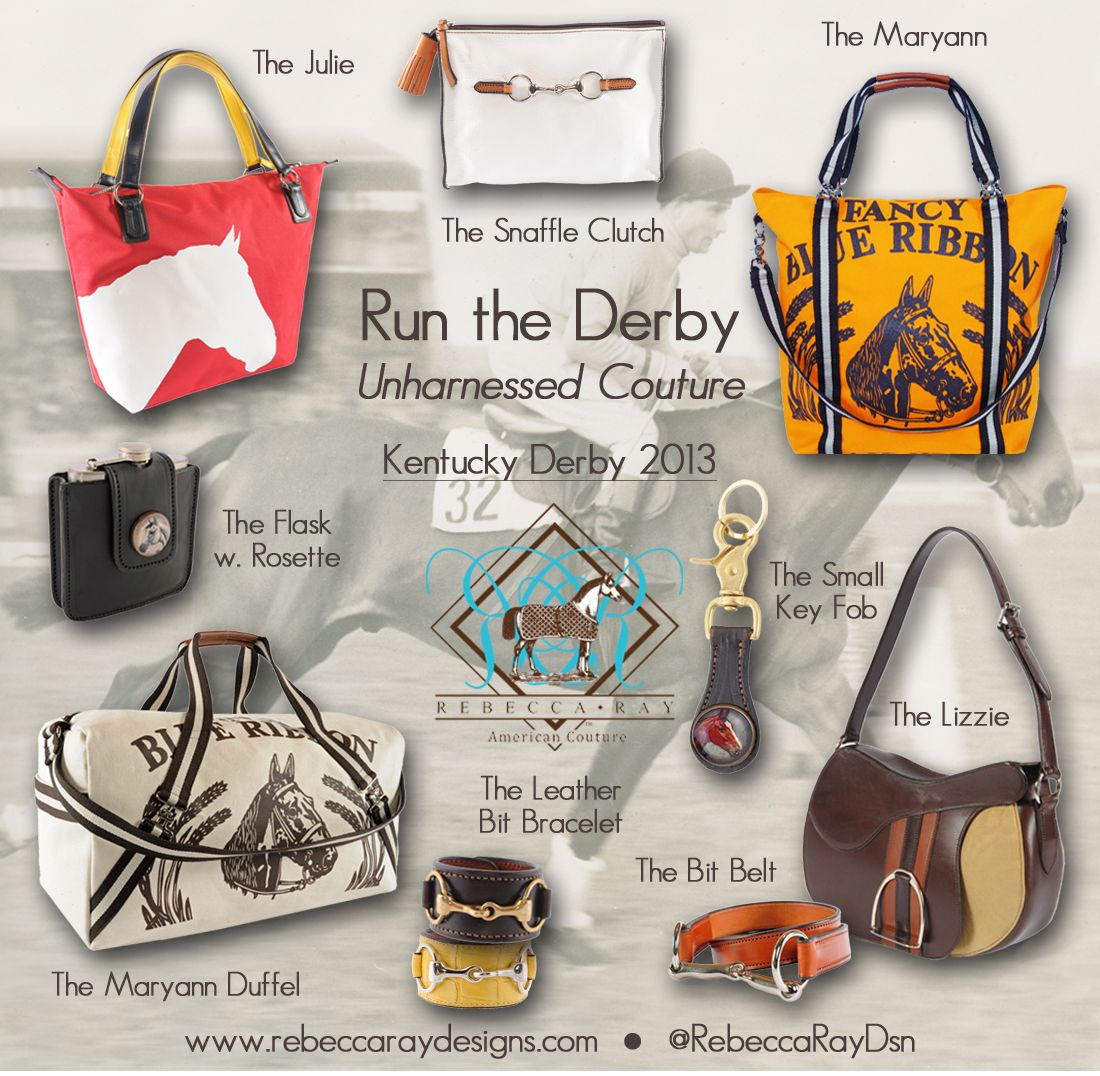 HerKentucky: Kentucky Derby Style From Rebecca Ray Designs