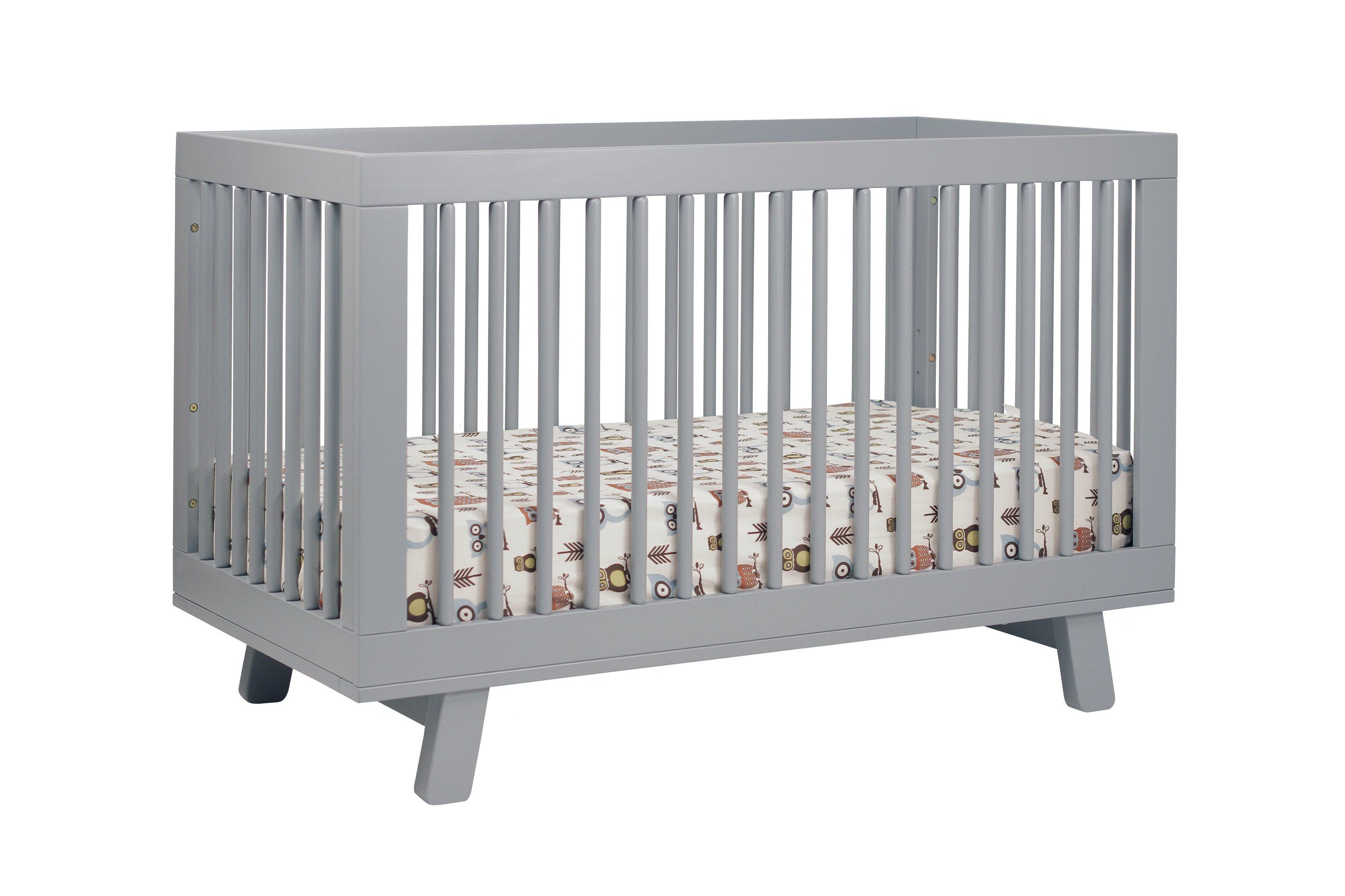 Amazon Com Babyletto Hudson 3 In 1 Convertible Crib With Toddler