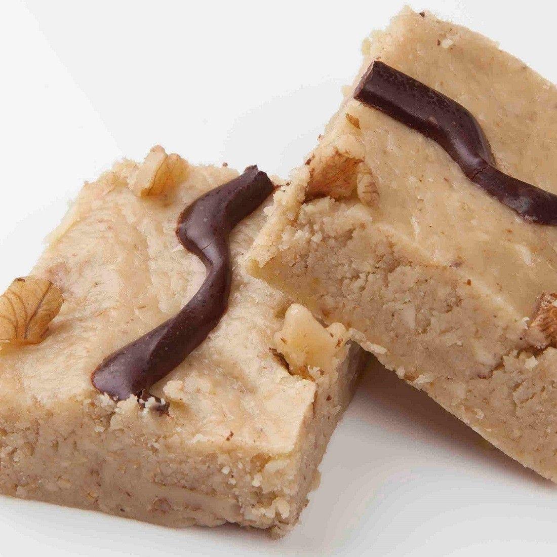 Classic homemade walnut fudge from ooty chocolate