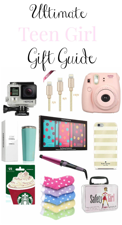 Teen Girl Christmas Gift Guide   Hometalk: DIY   Pinterest   Gifts ...